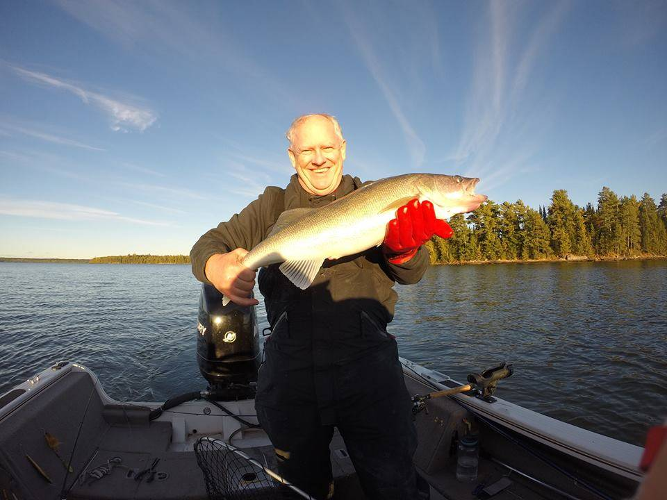 Musky madness september 24 october 1 2016 vermilion for Lake vermilion fishing