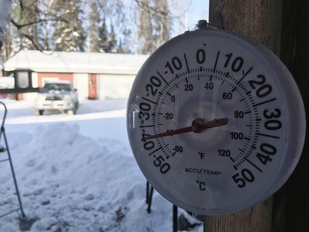 Deep freeze at VBL…
